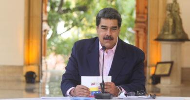Maduro confirmó la muerte de dos pacientes con la variante más contagiosa del Covid-19