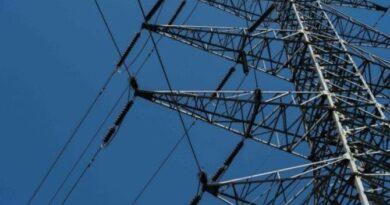 Reportan fuerte bajón eléctrico en ciudades del país
