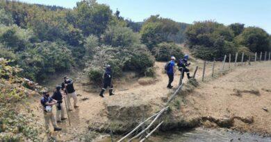 Conmoción en Chile: Encuentran el cuerpo de niño de 3 años que era buscado desde hace 9 días