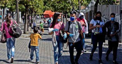 Venezuela suma 929 nuevos contagios de Covid-19
