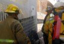 Cortocircuito de un cargador telefónico provocó incendio y un herido en Táchira