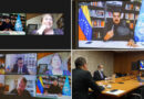 Maduro y Bachelet conversaron sobre impacto de sanciones y medidas contra el COVID-19