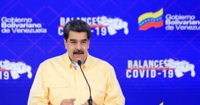 Maduro anuncia que «la variante del brasilera del coronavirus» ha sido detectada en Venezuela