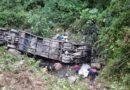 Accidente de un autobús deja al menos 20 muertos y 13 heridos en Bolivia