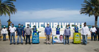 En marcha Sistema de recolección de los desechos sólidos en la Costa Oriental Falconiana