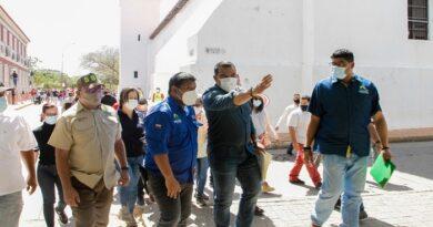 Gobierno regional intervendrá inmuebles emblemáticos del Centro Histórico de Coro