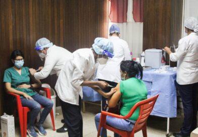 Más de 700 aplicaciones de la vacuna Sputnik V en Falcón
