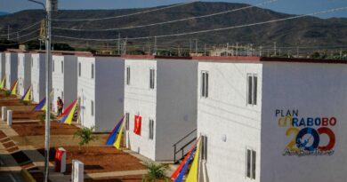 Gobierno Bolivariano superó las 600 entregas de Viviendas en Las Delicias