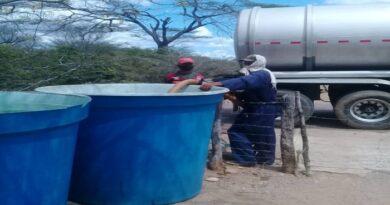 Ruta del Agua en febrero benefició más de 22 mil familias