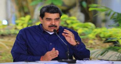 Maduro culpa a las sanciones de la escasez de diésel