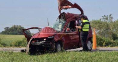 Murieron tres venezolanos y un bebé resultó herido tras accidente en Argentina