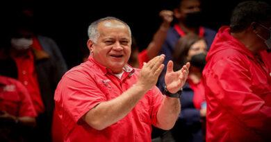 Diosdado Cabello: «No llegamos al 2021 en las condiciones ideales»