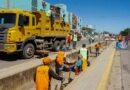 Gobernador supervisa obras públicas en sectores populares del municipio Miranda