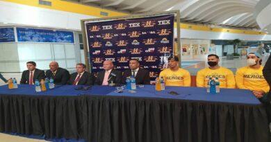Héroes de Falcón presentó su equipo para la pre temporada de la Super Liga