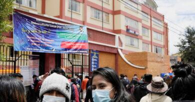 Se eleva a siete el número de fallecidos tras romperse una baranda en una universidad de Bolivia