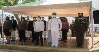 Falcón conmemoró los 211 aniversario de la independencia venezolana