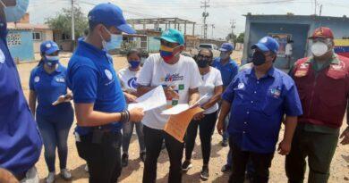 Andrés Maldonado inspeccionó redes hídricas de La Velita, Santa Paula y Santa María