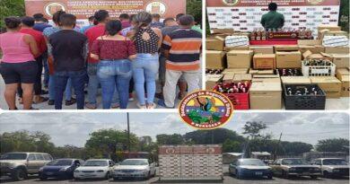 Detenidas 25 personas por beber licor y violar el Estado de Alarma