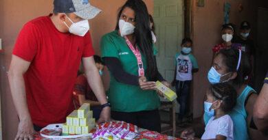 Plan de vulnerabilidad nutricional ha atendido a más de 9 mil niños en Falcón