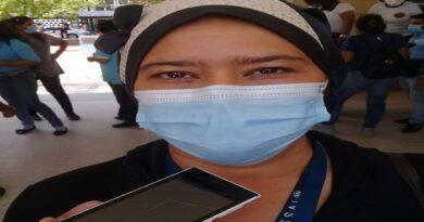 Ni un cuarto de los enfermeros falconianos han recibido vacunas anticovid