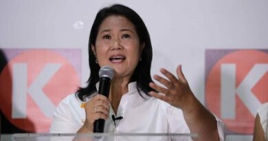 Fujimori: Perú afronta elección entre la economía de mercado y el comunismo