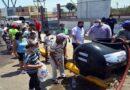 Con desinfección, telemedicina y donaciones luchan contra el covid en Carirubana