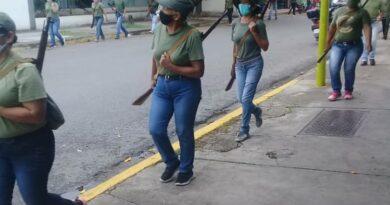 Dirigente de Vente Venezuela denuncia que milicianos armados patrullan calles de Barinas