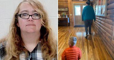 Una mujer secuestra a un niño en una iglesia y le corta el cabello para esconderlo