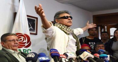 Disidencias de las Farc confirman muerte de 'Jesús Santrich' en Venezuela