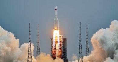 La NASA critica a China por no cumplir con «estándares responsables» en la caída del cohete descontrolado