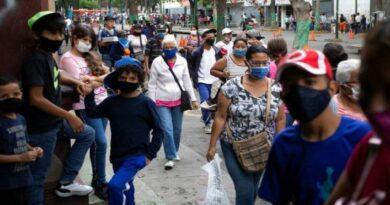 Venezuela suma 15 nuevos fallecidos y 1.114 casos por covid-19
