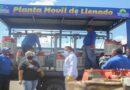 Más de  1.600 familias beneficiadas con distribución de GLP  en Los Taques