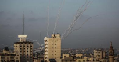 Ejército israelí afirma que se enfrenta al mayor nivel de ataques con cohetes de su historia
