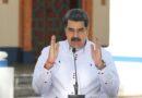 Maduro: El 84% de la población venezolana rechaza las sanciones