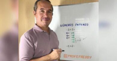 Freddy Contreras, el profesor venezolano que triunfa en redes sociales con divertidos trucos de matemática