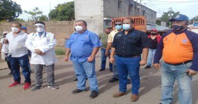 Piden cerco epidemiológico para la parroquia Bariro de Buchivacoa