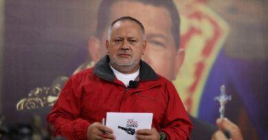 Cabello dice que las megaelecciones serán el 14 de noviembre