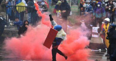 Fiscalía de Colombia reporta 27 muertos durante las protestas