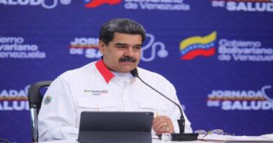 Maduro asegura que el diálogo se impuso en el país