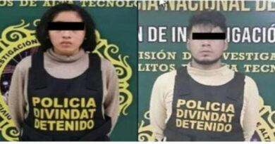 Detienen a un venezolano y a su pareja peruana por explotación sexual