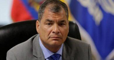 Hermana de Rafael Correa confirma presencia del expresidente ecuatoriano en Caracas