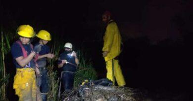 Rescatadas 22 personas atrapadas en un islote tras crecida del río Táchira