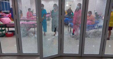 Exsoldado abre fuego en un hospital de covid-19 tras confundir a los pacientes con drogadictos