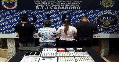 Desarticulada red de prostitución infantil y trata de blancas en Carabobo