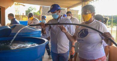 78% de carirubanenses consideran positiva gestión de Andrés Maldonado