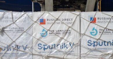 Venezuela recibe un nuevo lote de 500.000 vacunas Sputnik V