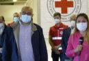 Cruz Roja prestará apoyo logístico en plan de vacunación