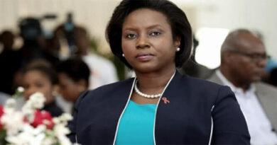 Viuda de Jovenel Moise considera presentarse a elecciones en Haití
