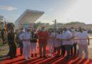 Gobierno regional inauguró plaza Bicentenaria