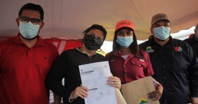 Gobierno Bolivariano ha entregado más de 20 mil títulos de propiedad a familias falconianas